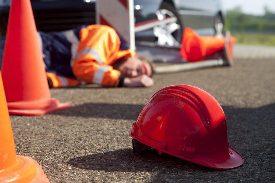 Вбрянской строительной компании монтажник получил разрыв селезенки