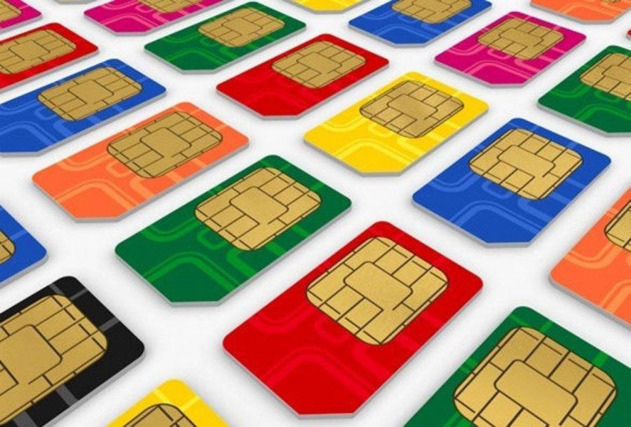 Неменее 90 тыс. SIM-карт изъято изнезаконного оборота вРФ