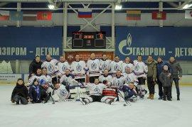 Команда БМЗ стала чемпионом Ночной хоккейной лиги Брянской области