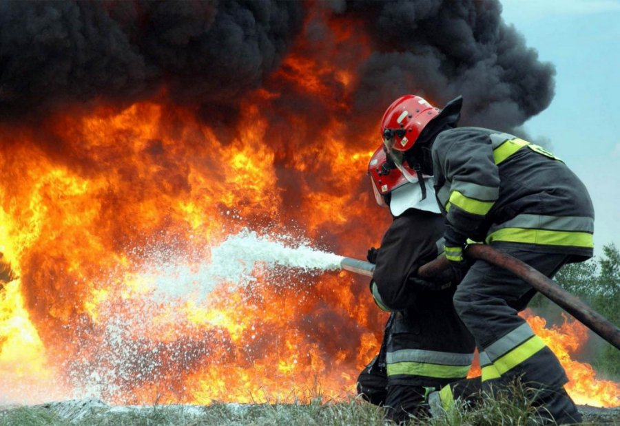 Напожарах вБрянске вследующем году погибли 13 человек
