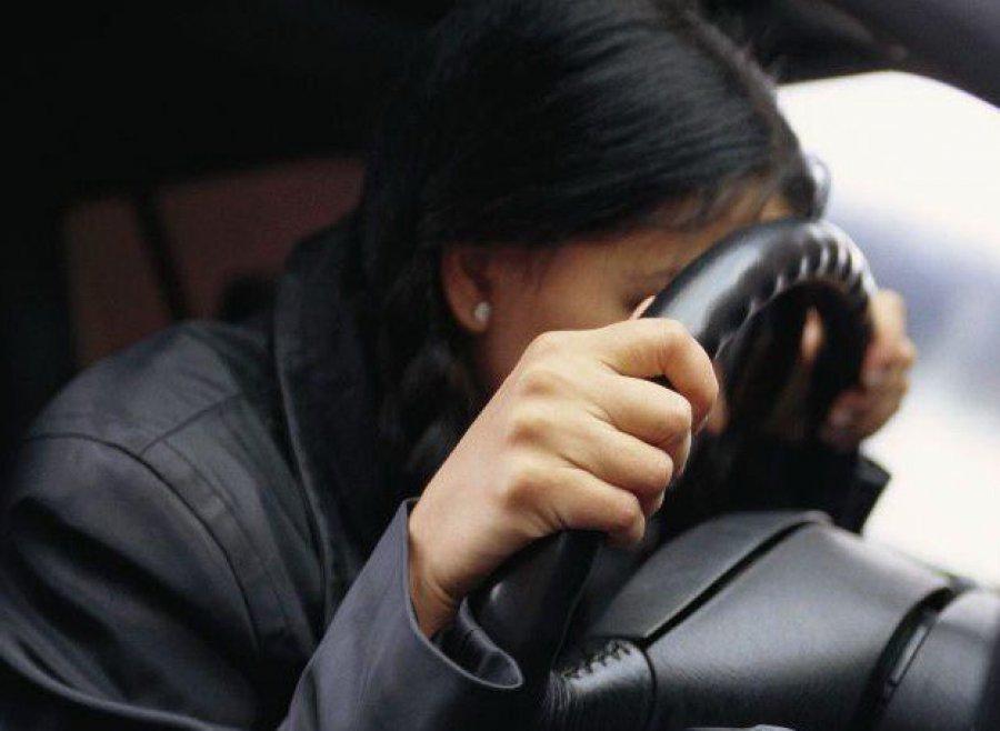 ВБрянске шофёр Хюндай сломала нос вДТП строллейбусом