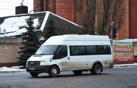 В Брянске из-за жалоб изменят движение маршрутки №31д