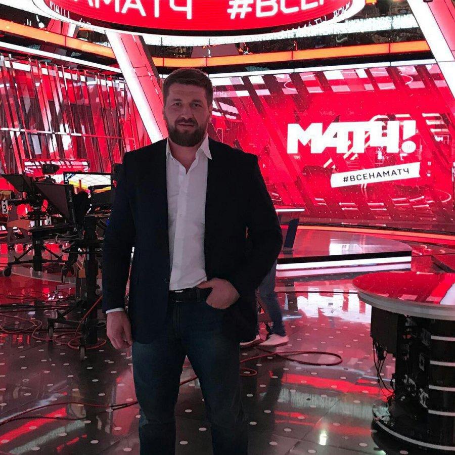 Брянский чемпион Минаков стал ведущим ток-шоу на«Матч-ТВ»