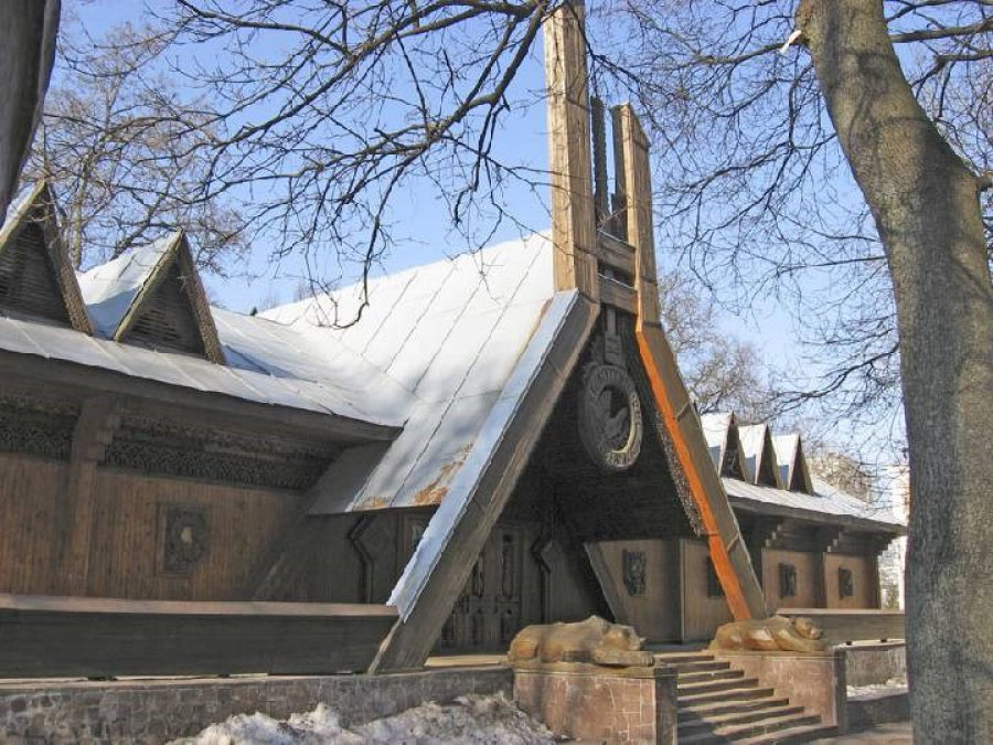 Впарке Толстого возродят музей «Брянский лес»