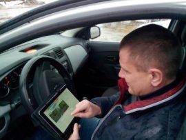 Брянские таксисты не знают Правила дорожного движения