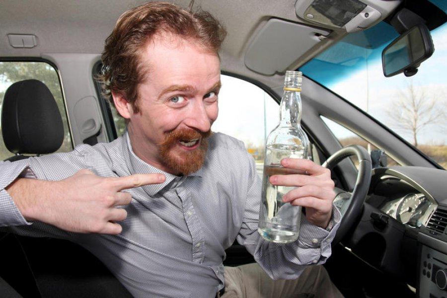 Брянцам предложили жаловаться на пьяных водителей