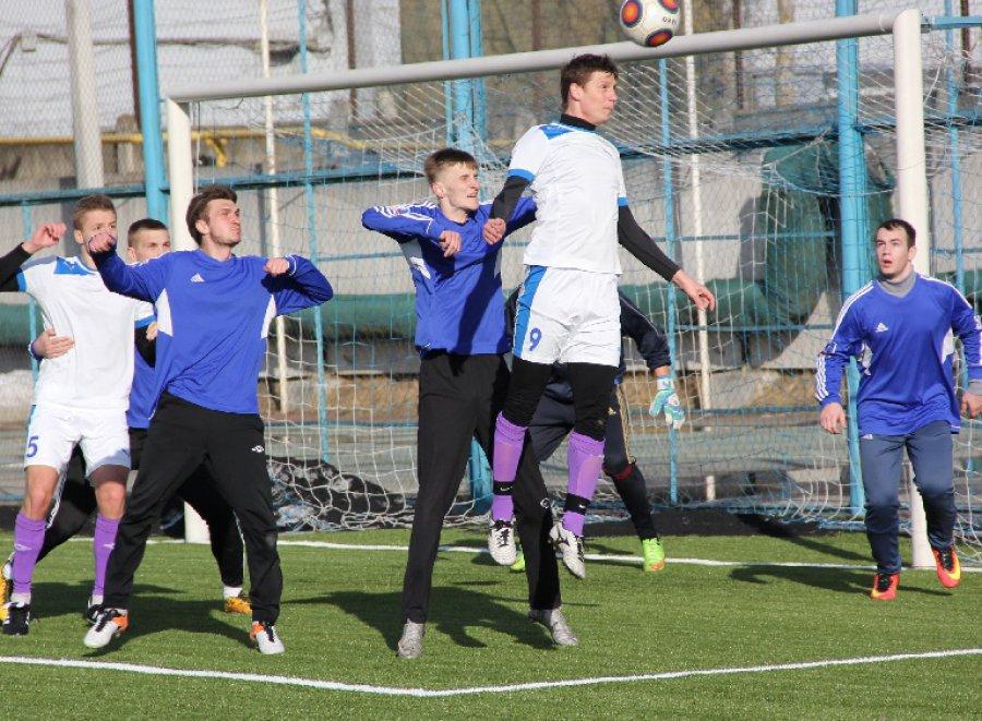 Орловские студенты достойно выступили против брянского «Динамо»