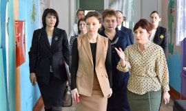 После секс-скандала брянский интернат посетила омбудсмен Анна Кузнецова