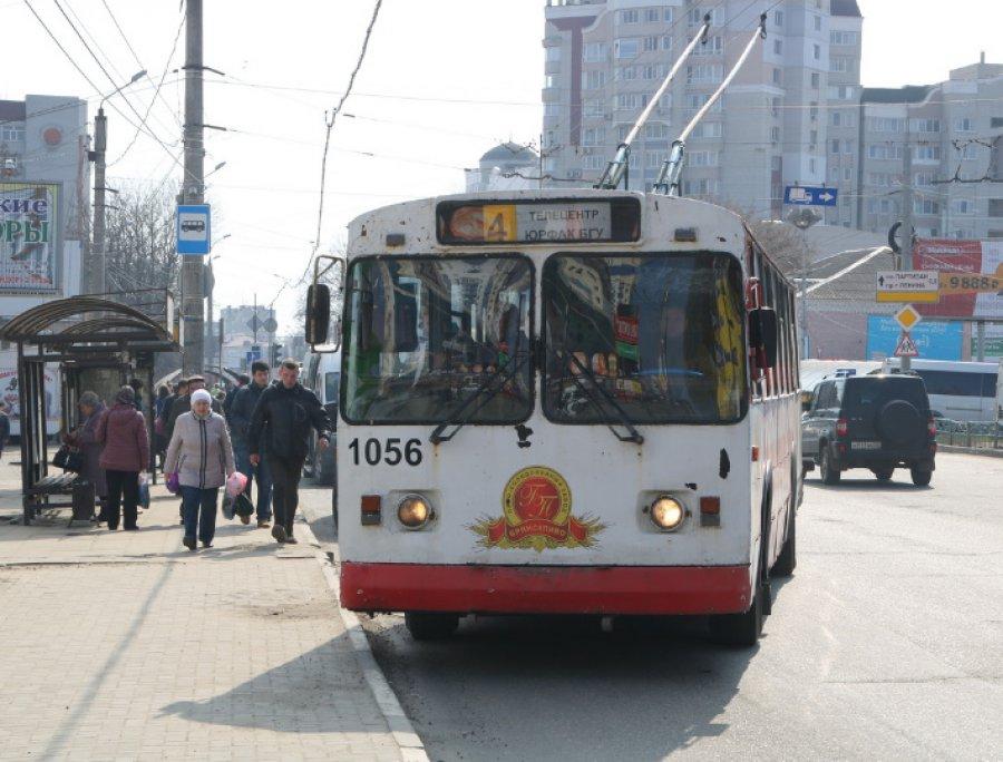 ВБрянске поменяется расписание движения автобусов итроллейбусов