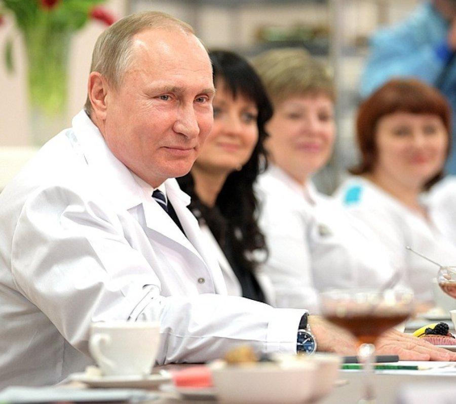 Брянщина оказалась влидерах пореализации «майских указов» В.Путина