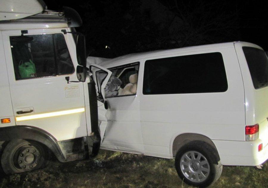 Два человека погибли вДТП вКлинцовском районе