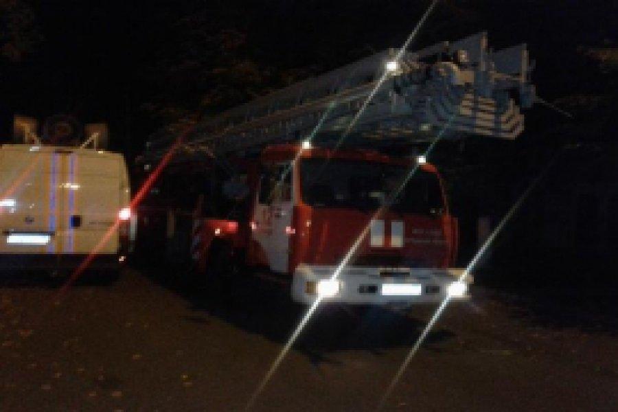 Изжилого дома вБрянске эвакуировали 5 человек
