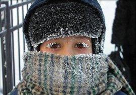 На Брянскую область надвигаются морозы