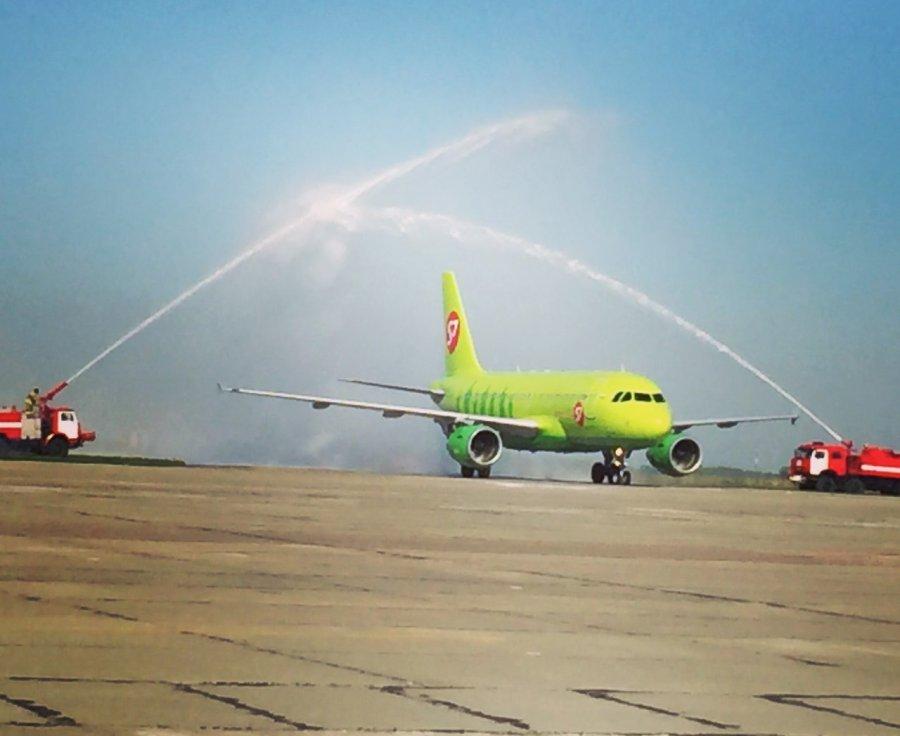 Изаэропорта Брянск сегодня отправился 1-ый рейс вСанкт-Петербург