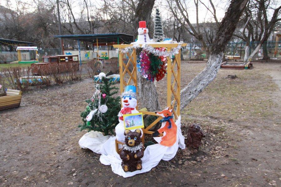 В Брянске выбрали лучшие детсадовские участки