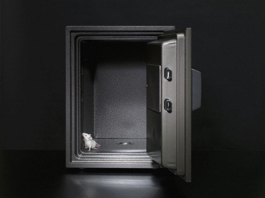Брянский уголовник украл из сейфа магазина 10 тысяч рублей