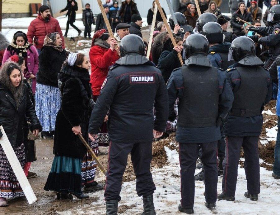 Брянцы, избившие полицейских, явились сповинной