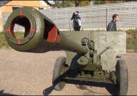Брянские пушки установят во владимирском военном музее