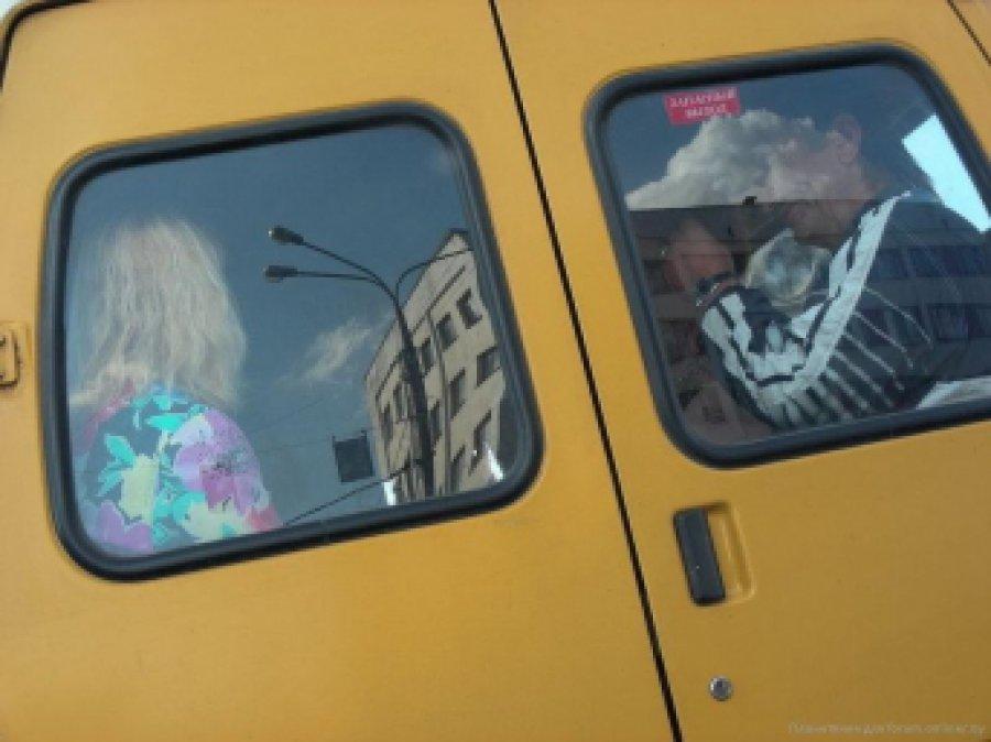 В Брянске пенсионерка сломала плечо в маршрутке №52
