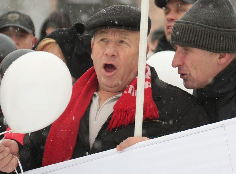 В Брянске пройдут акции против ухудшения жизни народа