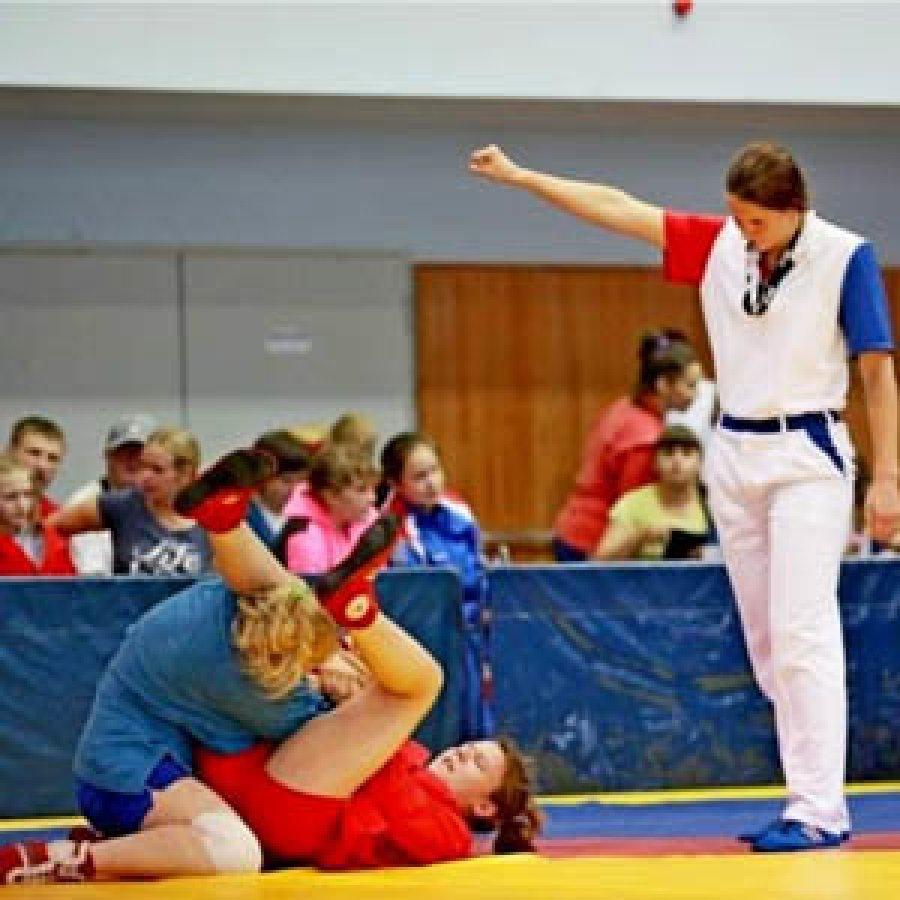 Александр Деменков завоевал золото главенства мира посамбо среди юношей июниоров