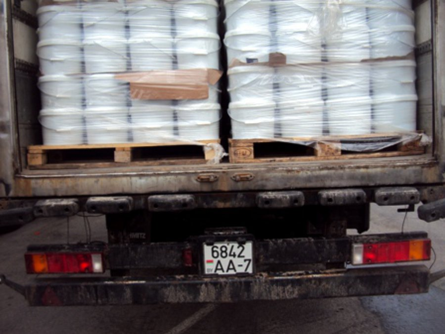 В республику Белоруссию вернули 20 тонн говяжьего жира