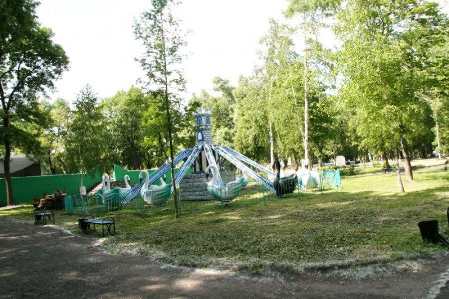 Парковый сезон в Брянске стартует 1 мая