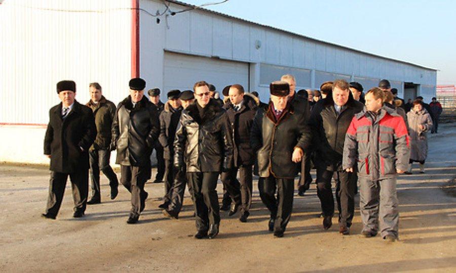 Брянскую область посетили руководители сельскохозяйственных ведомств