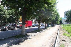 В Брянске улицу Красноармейскую отремонтируют за 25 млн рублей