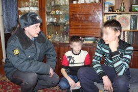 """В Брянске в ходе операции """"Семья"""" у горе-родителей забрали 30 детей"""