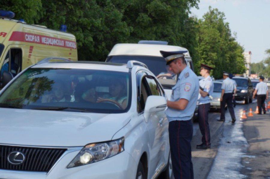 В 2-х районах Брянска состоятся сплошные проверки водителей