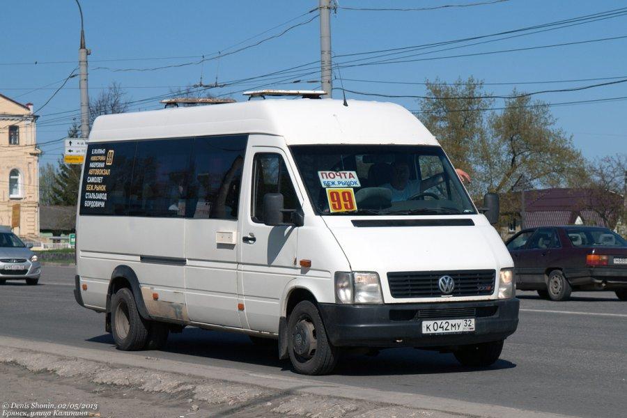 ВБрянске суд распорядился восстановить маршрут 99