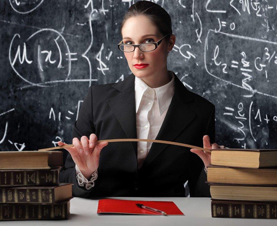 Сексуальная учительница очки мем фото 47-304