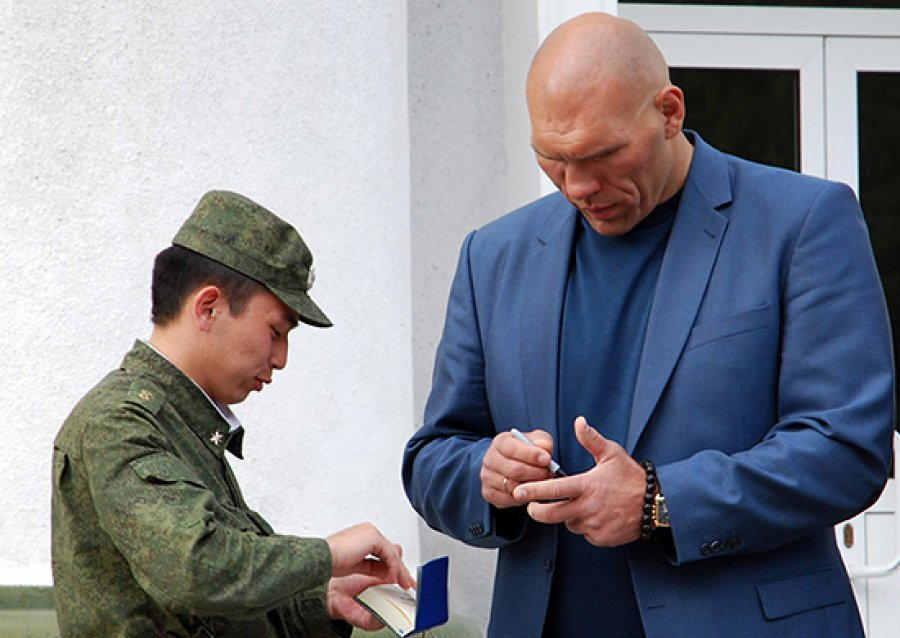 Депутатов Государственной думы отправят навоенные сборы