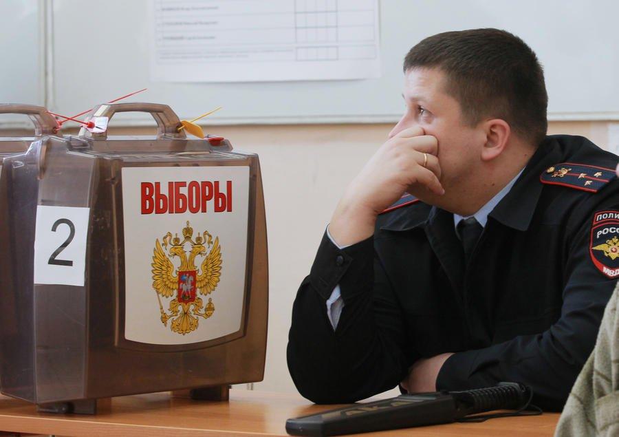 Брянские полицейские зарегистрировали 13 нарушений закона овыборах