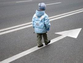 В Брянске машина сбила 10-летнего мальчика: у ребенка кровоизлияние мозга