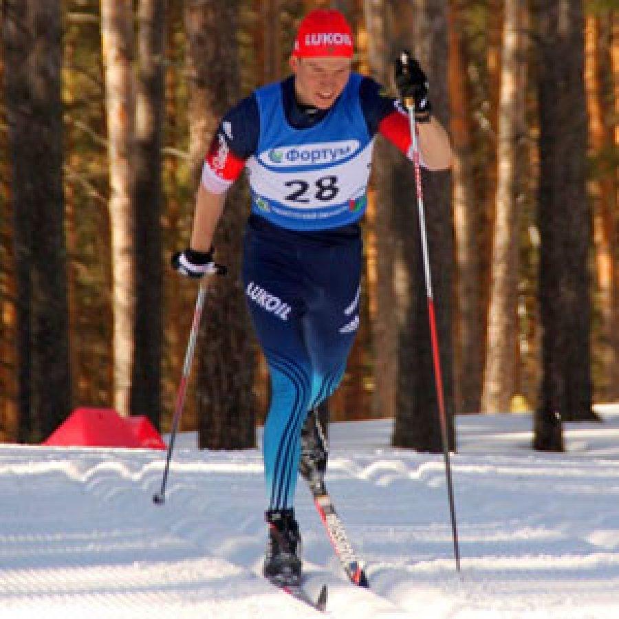 Брянский лыжник Александр Большунов вошел всборную Российской Федерации