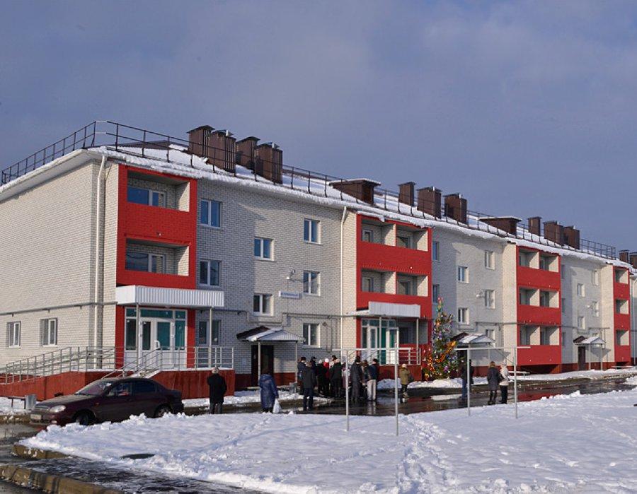 На Брянщине более 3 тысяч переселенцев получат новые квартиры