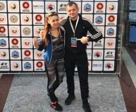 Брянская спортсменка взяла бронзу на чемпионате России по борьбе грэпплинг