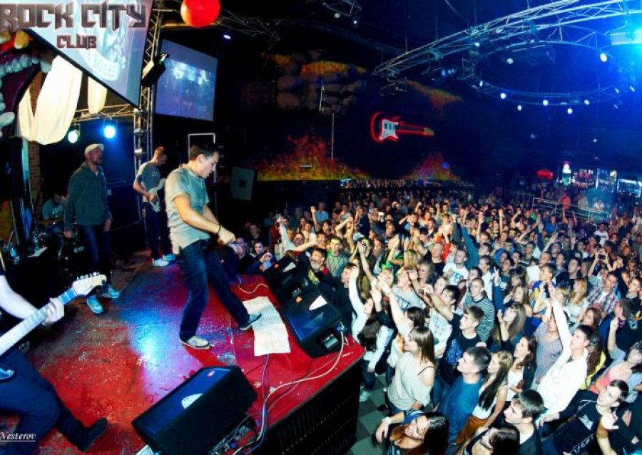 В Брянске закрылся «Rock City Club»