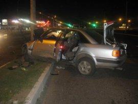 С начала года в авариях на дорогах Брянска погибли 38 человек