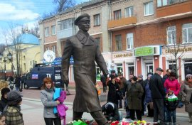 В Брянске на бульваре Гагарина пройдет космический забег