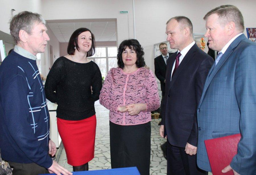 Карачевский глава Лучкин рассказал о достижениях и планах