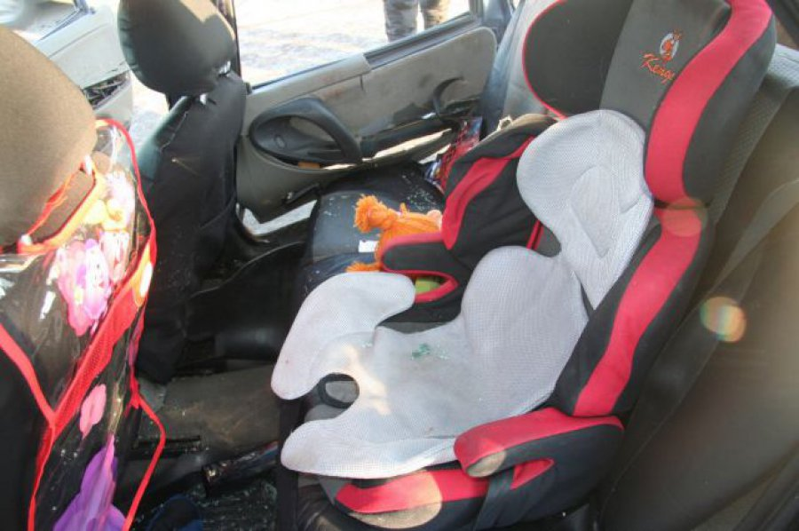 В трагедии под Новозыбковом пострадала двухлетняя девочка
