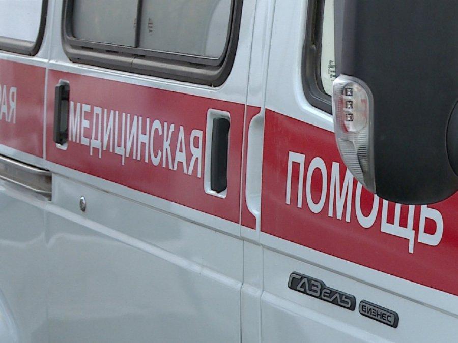 ВКлинцах шофёр иномарки сбил 2-х молодых людей, один изребят вкоме