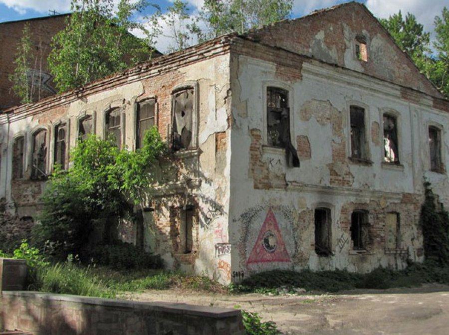 Монумент архитектуры вцентре Брянска реализуют заодин руб.