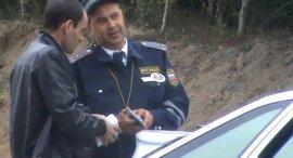 В Почепском районе таджик пытался подкупить инспектора ГИБДД