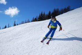 В Брянске пройдет чемпионат по горнолыжному спорту и сноуборду
