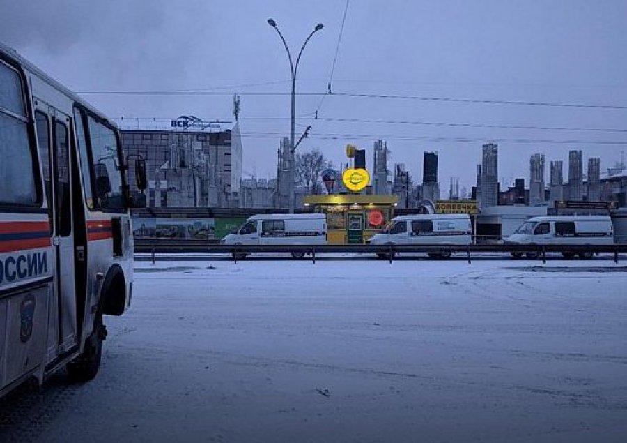 Катастрофа вКемерово: погибли 56 человек