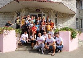 Работники  Брянскэнерго поздравили с Днем знаний учащихся подшефной Мглинской школы-интерната